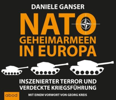 Nato-Geheimarmeen in Europa, Audio-CD, Daniele Ganser