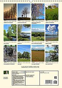 natürlich Karlsruhe (Wandkalender 2019 DIN A3 hoch) - Produktdetailbild 13