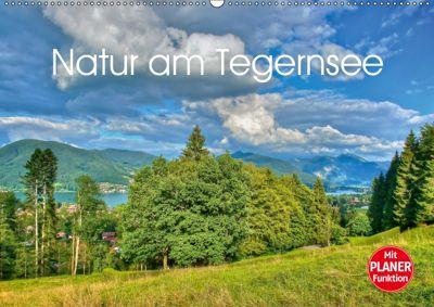 Natur am Tegernsee (Wandkalender 2019 DIN A2 quer), Ralf Wittstock