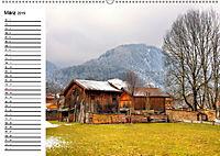 Natur am Tegernsee (Wandkalender 2019 DIN A2 quer) - Produktdetailbild 3