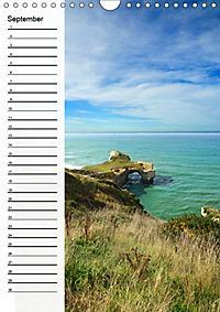 Natur pur in Neuseeland (Wandkalender immerwährend DIN A4 hoch) - Produktdetailbild 9