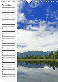 Natur pur in Neuseeland (Wandkalender immerwährend DIN A4 hoch) - Produktdetailbild 11