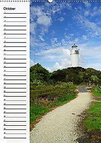Natur pur in Neuseeland (Wandkalender immerwährend DIN A2 hoch) - Produktdetailbild 10