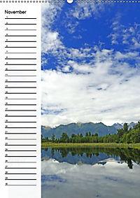 Natur pur in Neuseeland (Wandkalender immerwährend DIN A2 hoch) - Produktdetailbild 11