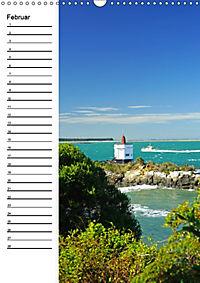 Natur pur in Neuseeland (Wandkalender immerwährend DIN A3 hoch) - Produktdetailbild 2