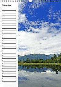 Natur pur in Neuseeland (Wandkalender immerwährend DIN A3 hoch) - Produktdetailbild 11