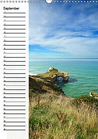 Natur pur in Neuseeland (Wandkalender immerwährend DIN A3 hoch) - Produktdetailbild 9