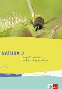 Natura, Biologie für Gymnasien, Ausgabe für Bremen, Brandenburg, Hessen, Saarland, Schleswig-H.: Bd.2 7.-10. Schuljahr, Lehrerband mit CD-ROM