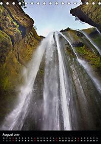 Naturblicke - Wasserfälle der Welt (Tischkalender 2019 DIN A5 hoch) - Produktdetailbild 8