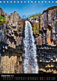 Naturblicke - Wasserfälle der Welt (Tischkalender 2019 DIN A5 hoch) - Produktdetailbild 12