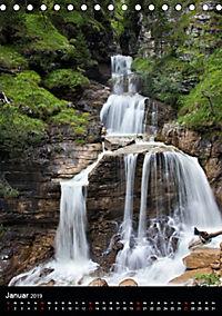 Naturblicke - Wasserfälle der Welt (Tischkalender 2019 DIN A5 hoch) - Produktdetailbild 1