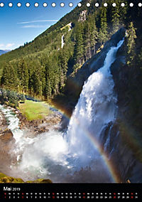 Naturblicke - Wasserfälle der Welt (Tischkalender 2019 DIN A5 hoch) - Produktdetailbild 5