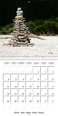 Nature and Art (Wall Calendar 2019 300 × 300 mm Square) - Produktdetailbild 3