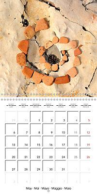 Nature and Art (Wall Calendar 2019 300 × 300 mm Square) - Produktdetailbild 5