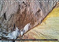 Nature as Art - Tongruben von oben (Tischkalender 2019 DIN A5 quer) - Produktdetailbild 3
