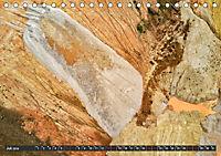 Nature as Art - Tongruben von oben (Tischkalender 2019 DIN A5 quer) - Produktdetailbild 7
