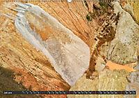 Nature as Art - Tongruben von oben (Wandkalender 2019 DIN A2 quer) - Produktdetailbild 7