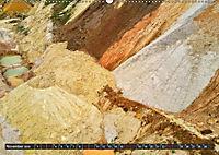 Nature as Art - Tongruben von oben (Wandkalender 2019 DIN A2 quer) - Produktdetailbild 11