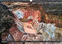 Nature as Art - Tongruben von oben (Wandkalender 2019 DIN A3 quer) - Produktdetailbild 1