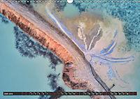 Nature as Art - Tongruben von oben (Wandkalender 2019 DIN A3 quer) - Produktdetailbild 6