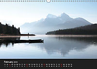 Nature in Transition 2019, Waters of North America / UK-Version (Wall Calendar 2019 DIN A3 Landscape) - Produktdetailbild 2