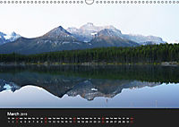 Nature in Transition 2019, Waters of North America / UK-Version (Wall Calendar 2019 DIN A3 Landscape) - Produktdetailbild 3