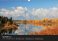 Nature in Transition 2019, Waters of North America / UK-Version (Wall Calendar 2019 DIN A3 Landscape) - Produktdetailbild 11