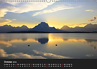 Nature in Transition 2019, Waters of North America / UK-Version (Wall Calendar 2019 DIN A3 Landscape) - Produktdetailbild 10