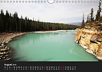 Nature in Transition 2019, Waters of North America / UK-Version (Wall Calendar 2019 DIN A4 Landscape) - Produktdetailbild 8