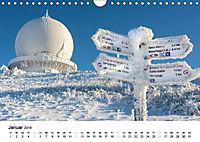 Naturerlebnis im Biosphärenreservat Rhön (Wandkalender 2019 DIN A4 quer) - Produktdetailbild 1