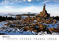 Naturerlebnis im Biosphärenreservat Rhön (Wandkalender 2019 DIN A4 quer) - Produktdetailbild 2