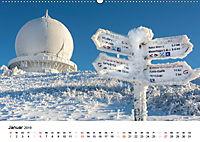 Naturerlebnis im Biosphärenreservat Rhön (Wandkalender 2019 DIN A2 quer) - Produktdetailbild 1