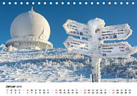 Naturerlebnis im Biosphärenreservat Rhön (Tischkalender 2019 DIN A5 quer) - Produktdetailbild 1