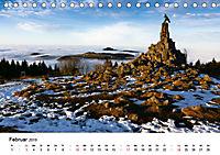 Naturerlebnis im Biosphärenreservat Rhön (Tischkalender 2019 DIN A5 quer) - Produktdetailbild 2