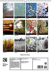 Nature's Glory (Wall Calendar 2019 DIN A3 Portrait) - Produktdetailbild 13