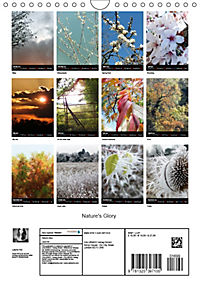 Nature's Glory (Wall Calendar 2019 DIN A4 Portrait) - Produktdetailbild 13