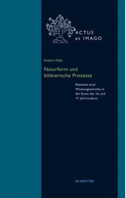 Naturform und bildnerische Prozesse, Robert Felfe