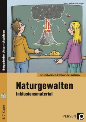 Naturgewalten - Inklusionsmaterial, m. CD-ROM, Cathrin Spellner, Erik Dinges