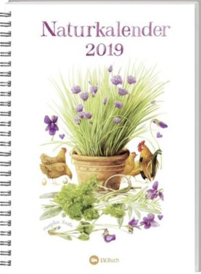 Naturkalender 2019, Marjolein Bastin