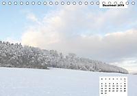 Naturmotive - Bastelkalender (Tischkalender 2019 DIN A5 quer) - Produktdetailbild 12