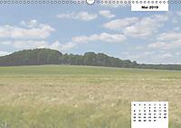 Naturmotive - Bastelkalender (Wandkalender 2019 DIN A3 quer) - Produktdetailbild 5