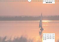 Naturmotive - Bastelkalender (Wandkalender 2019 DIN A4 quer) - Produktdetailbild 4