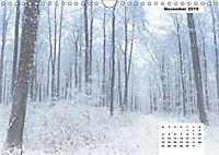 Naturmotive - Bastelkalender (Wandkalender 2019 DIN A4 quer) - Produktdetailbild 11