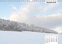 Naturmotive - Bastelkalender (Wandkalender 2019 DIN A4 quer) - Produktdetailbild 12