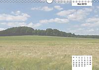Naturmotive - Bastelkalender (Wandkalender 2019 DIN A4 quer) - Produktdetailbild 5
