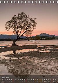 Naturparadies Neuseeland (Tischkalender 2019 DIN A5 hoch) - Produktdetailbild 4
