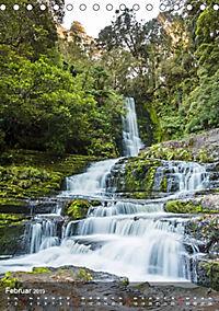 Naturparadies Neuseeland (Tischkalender 2019 DIN A5 hoch) - Produktdetailbild 2