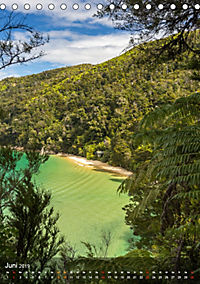 Naturparadies Neuseeland (Tischkalender 2019 DIN A5 hoch) - Produktdetailbild 6