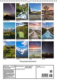 Naturparadies Neuseeland (Wandkalender 2019 DIN A3 hoch) - Produktdetailbild 13