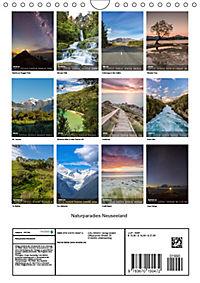 Naturparadies Neuseeland (Wandkalender 2019 DIN A4 hoch) - Produktdetailbild 13